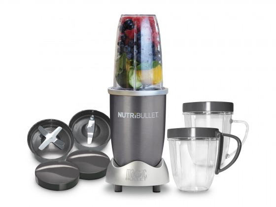 Smoothie Stolní mixér NutriBullet 600, set 12 ks