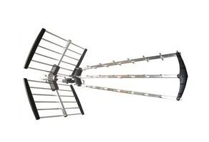 Solight HN53-LTE TV anténa 17dBi pasivní venkovní