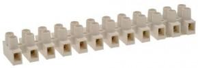 Solight svorkovnice 6mm, bílá