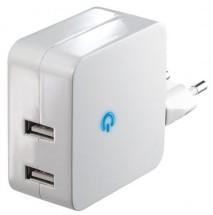 Solight USB nabíjecí adaptér 2 x 2400mA