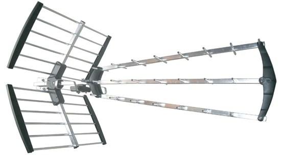 Solight venkovní DVB-T anténa, 39dB, LTE/4G filtr
