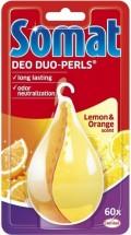 Somat Deo Duo Perls Lemon & Orange osvěžovač myčky nádobí 17 g