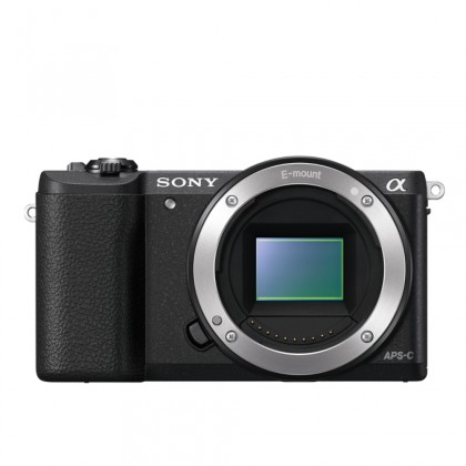 Sony Alpha A5100 Body (ILCE5100B.CEC)