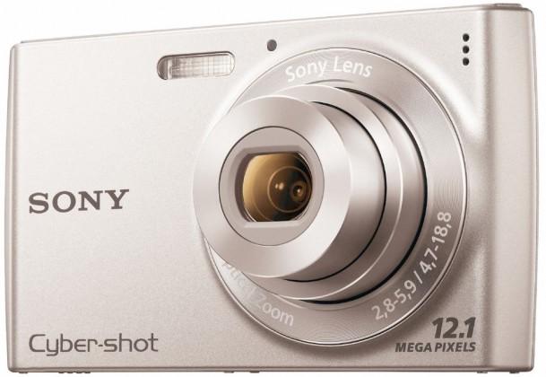Sony Cyber-Shot DSC-W510 Silver