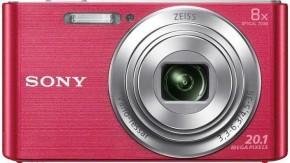 Sony CyberShot DSC-W830 ružový