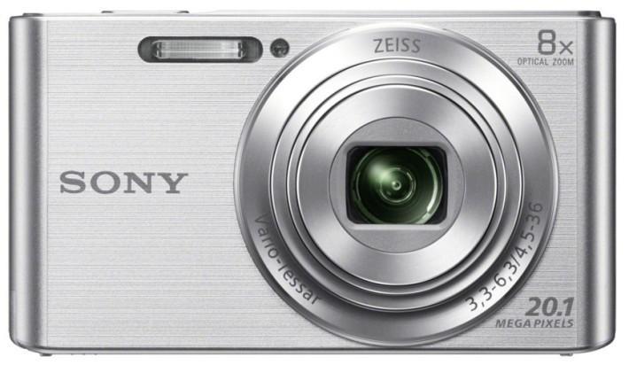 Sony CyberShot DSC-W830 stříbrný