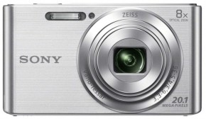 Sony CyberShot DSC-W830 strieborný