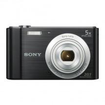 "SONY DSC-W800B 20,1 MP, 5x zoom, 2,7 "" LCD - BLACK"