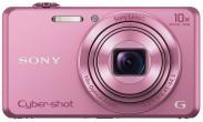 Sony DSC-WX220 růžová,18,2Mpix,10xOZ,fullHD,WiFi růžová