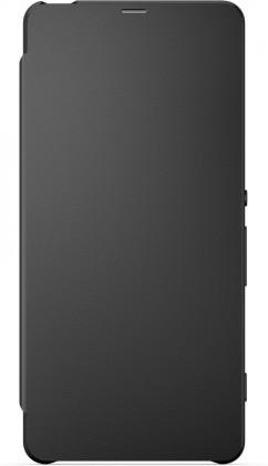 Sony flipové pouzdro pro Sony Xperia XA, černá