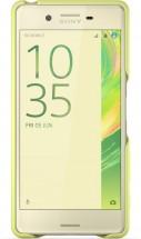Sony gelskin pro Xperia X, limetková