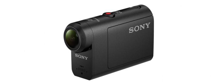 Sony HDR-AS50 + podvodní pouzdro černá