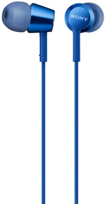 SONY MDR-EX155AP, modrá MDREX155APLI.AE