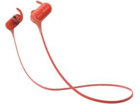 Sony MDR-XB50BS, červená MDRXB50BSR.CE7