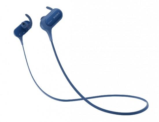 Sony MDR-XB50BS, modrá MDRXB50BSL.CE7