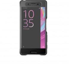 Sony ochranné pouzdro pro Sony Xperia X, černá