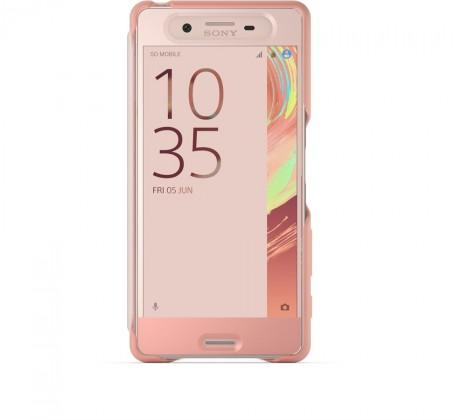 Sony ochranné pouzdro pro Sony Xperia X, růžová