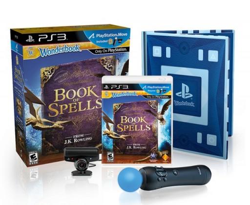 Sony PlayStation 3-12GB+Book of Spells Starter Pack+Wonderbook