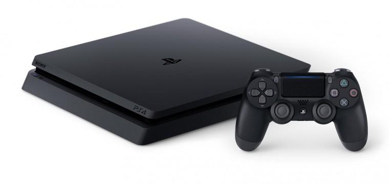 SONY PlayStation 4 1TB F Chasis (slim) - černý + TLOU + U4 + HZD