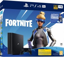 Sony PlayStation 4 Pro 1TB + Fortnite