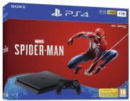 SONY PlayStation 4 Slim - 1TB + SPIDERMAN