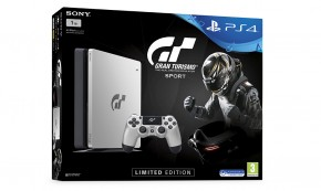 SONY PS4 1TB+Gran Turismo Sport Spec.ed.+That's You+PSPlus 14dní