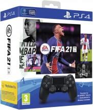 SONY PS4 Dualshock V-2 + FIFA21