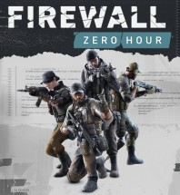 SONY PS4 hra Firewall: ZERO HOUR VR