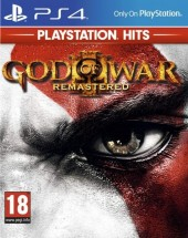 SONY PS4 hra God of War 3 - Remastered
