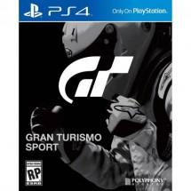 SONY PS4 hra Gran Turismo Sport