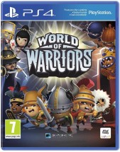 SONY PS4 hra World of Warriors - PS719863755