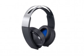 Sony PS4 - Platinum Wireless Headset PS719812753