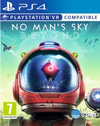 Sony PS4 VR hra No Man's Sky Beyond