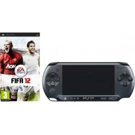 Sony PSP E-1004 Base Pack - BLACK + FIFA 2012