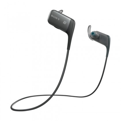 Sony Sluchátka MDR-AS600BT černá