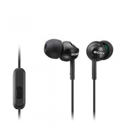 Sony Sluchátka MDR-EX110AP černá