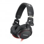 Sony Sluchátka MDR-V55 červená