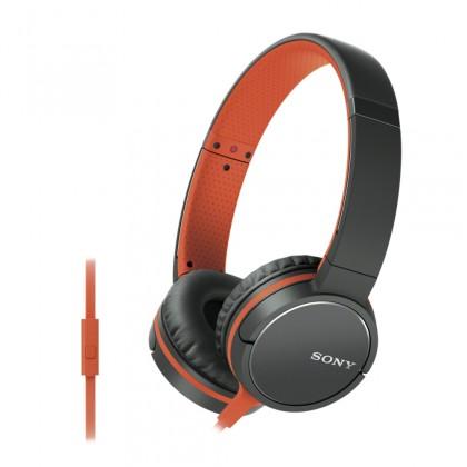 Sony Sluchátka MDRZX660AP oranžová