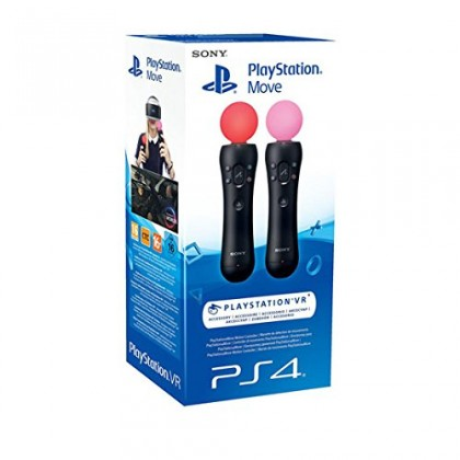 Sony SONY PS4 Move Twin Pack - PS719882756