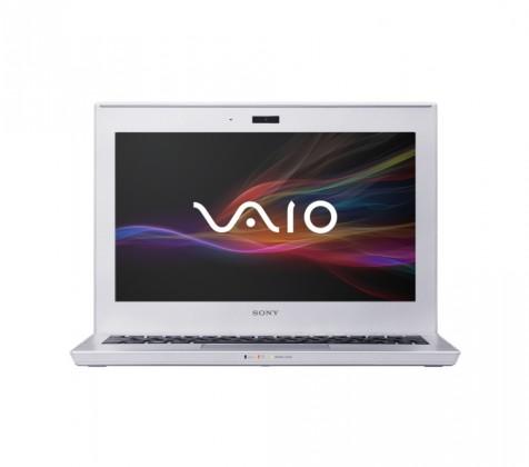 Sony VAIO T13 Touch stříbrná (SVT1312M1ES.CEZ)