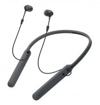 Sony WI-C400, černá WIC400B.CE7