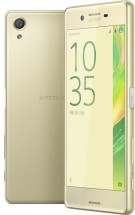 Sony Xperia X, zlatá POUŽITÉ, NEOPOTŘEBENÉ ZBOŽÍ