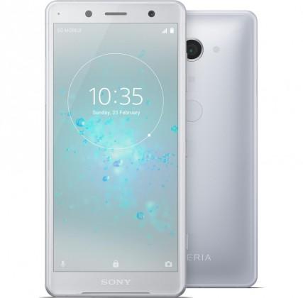 Sony Xperia XZ2 Compact H8324 Dual SIM White Silver