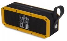 Sound Club RUGGED by Goclever  -  odolný přenosný BT reproduktor