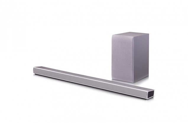 Soundbar LG SH5