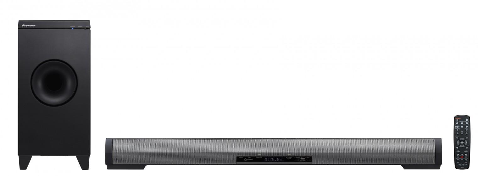 Soundbar Pioneer SBX-N700