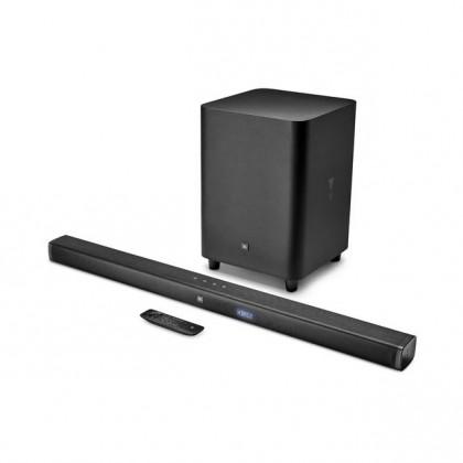 Soundbar Soundbar JBL Bar 3.1 černý