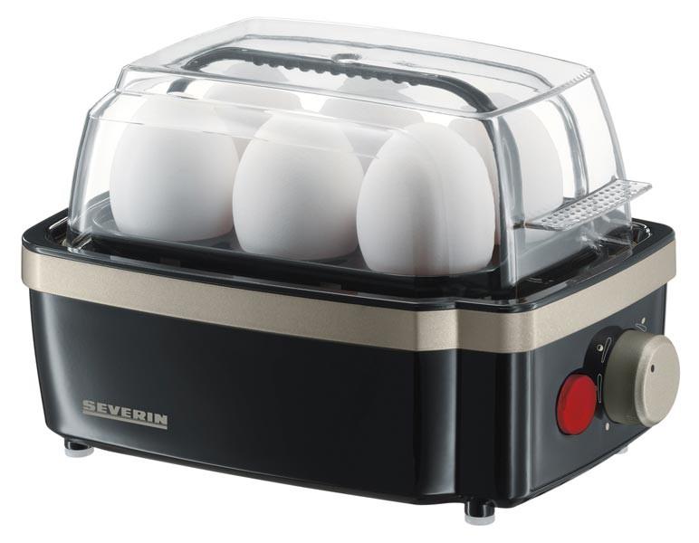 Specialitka do kuchyně Severin EK3157 Vařič vajec POUŽITÉ, NEOPOTŘEBENÉ ZBOŽÍ