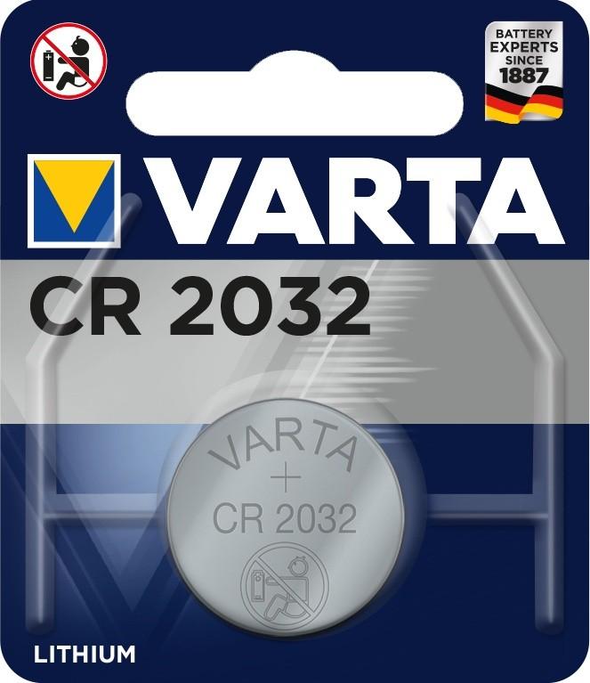 Speciální baterie Baterie VARTA knoflíková lithiová CR-2032 1ks