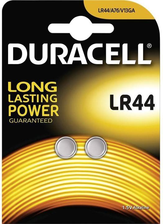 Speciální baterie Duracell DU LR 44 B2